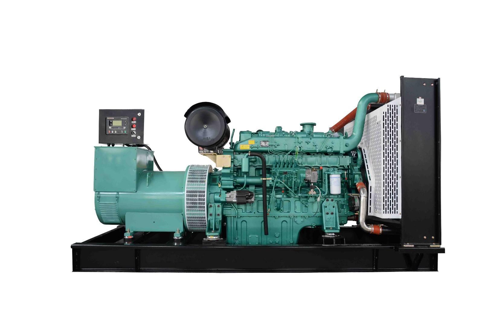 上柴发电机组输出电压不平衡的原因及提高发电机质量