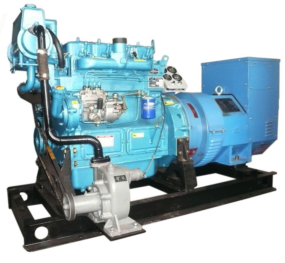 上柴发电机组达到省油效果的方法