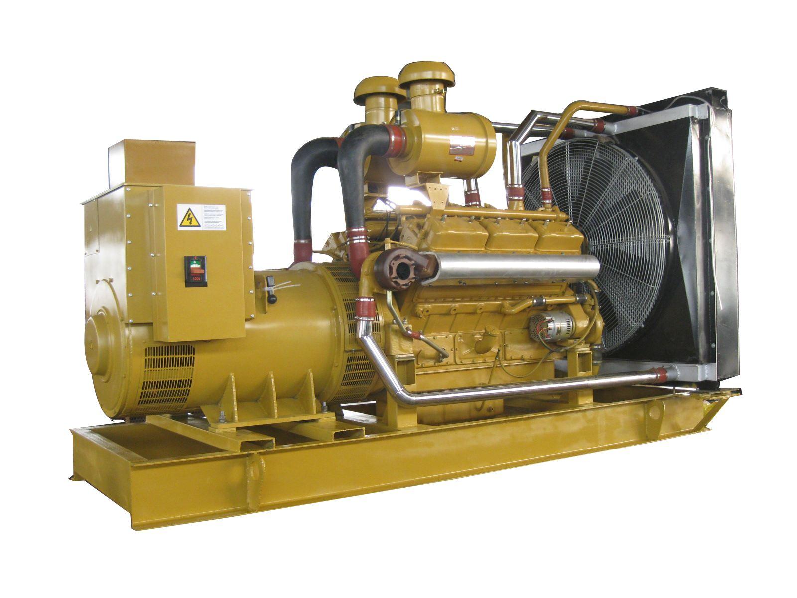 上柴发电机组中灰尘对机组的影响有哪些呢