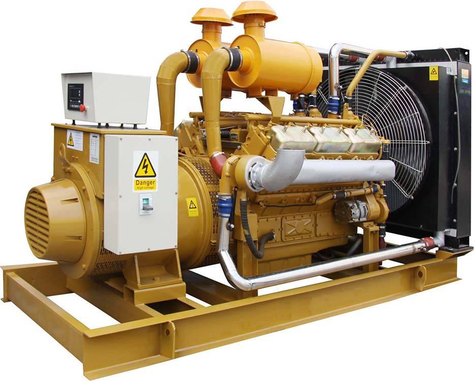 成都400kw上柴发电机组