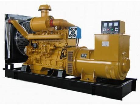 佛山400kw上柴发电机组