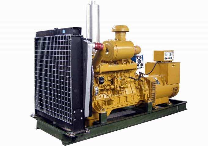 成都800kw上柴发电机组