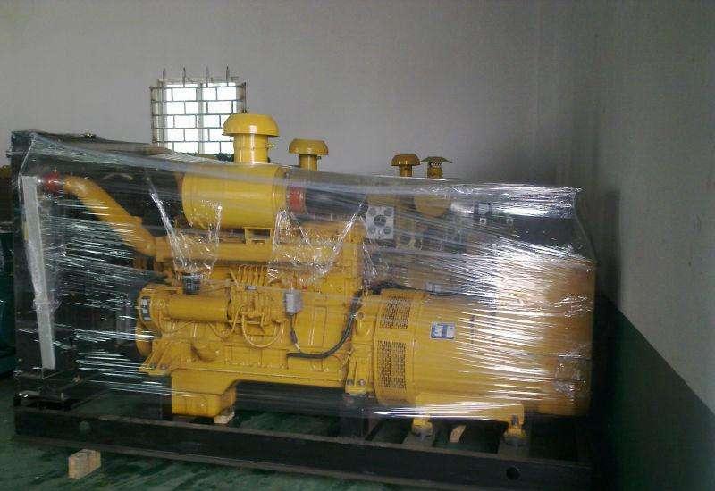 天津800kw上柴发电机组