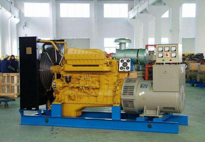 苏州800kw上柴发电机组