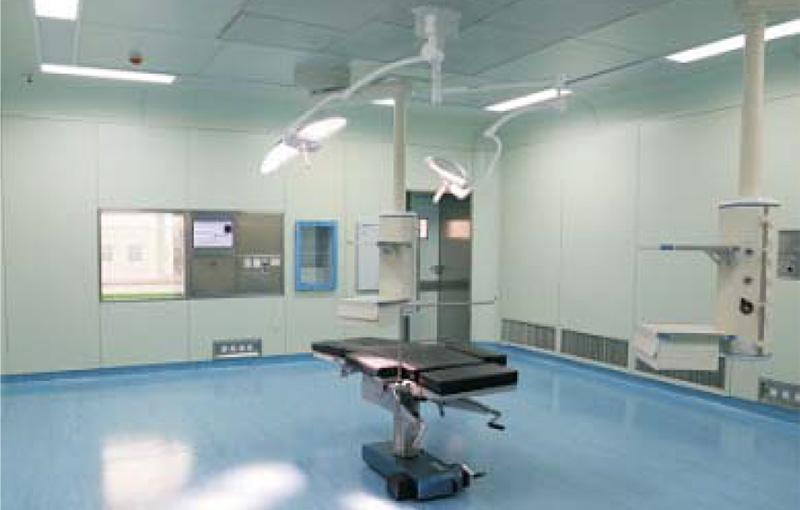手术室净化工程装修过程中需要注意什么