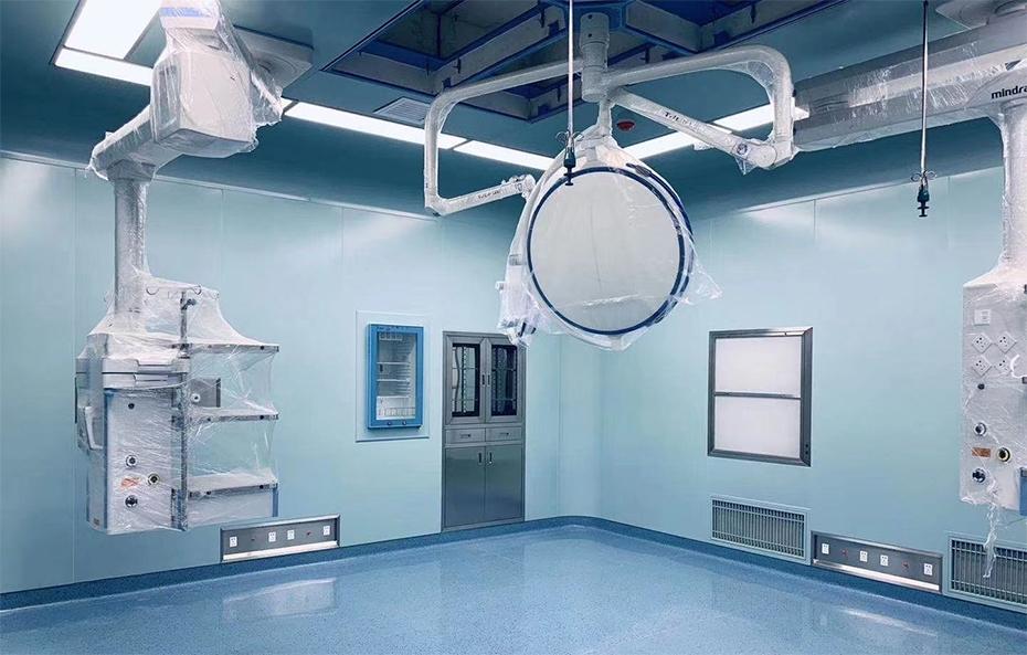 临江市医院医用设备带|无影灯|吊塔系统工程案例