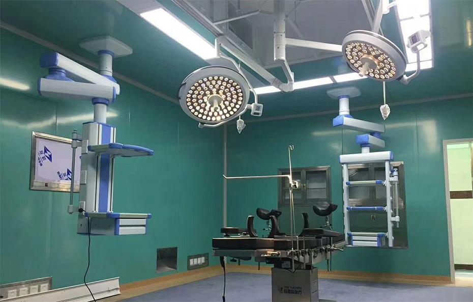 中国人民解放军第208医院手术室净化系统工程案例