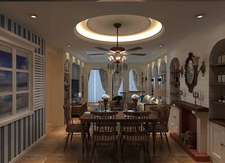 眉山三房两厅一卫的房子的该怎么装修,适合什么装修风格