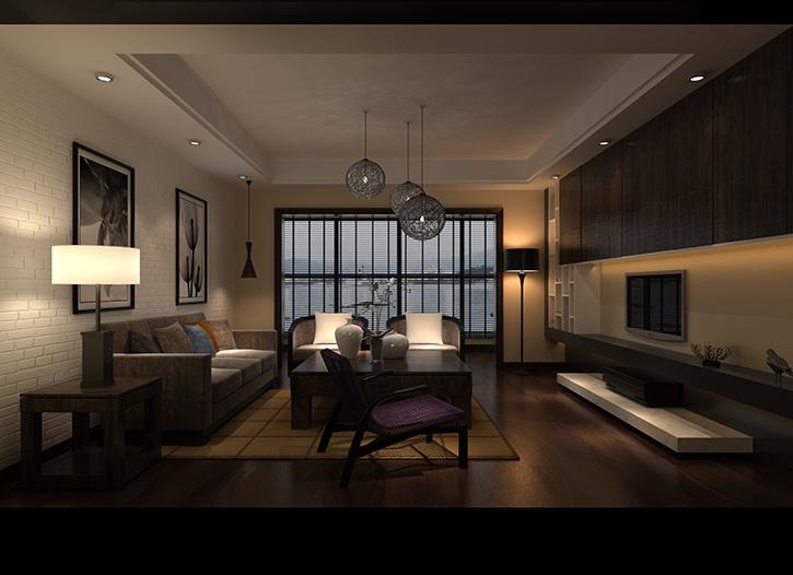 眉山装修设计公司在做家装设计时,家具和小物品是设计来怎么摆放的