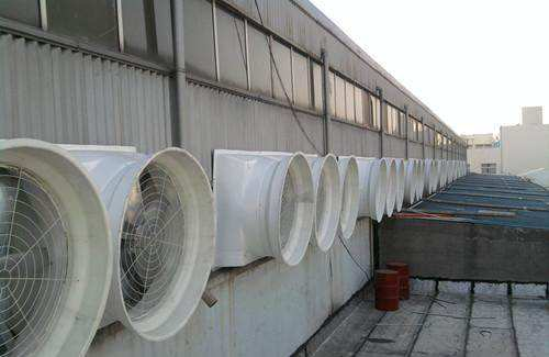 如何降低通排风设备声源噪声的问题