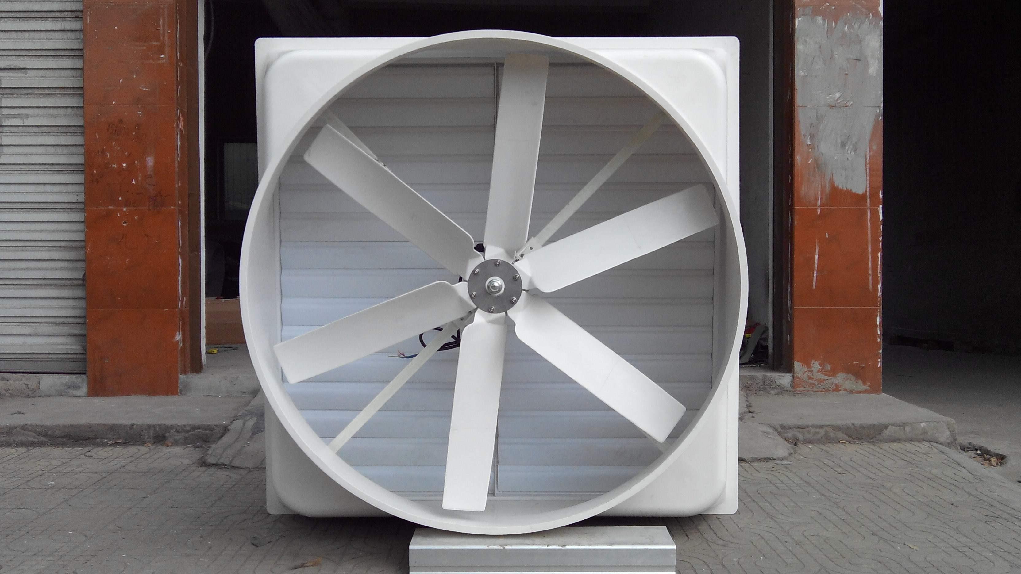 负压风机的特点以及适用范围