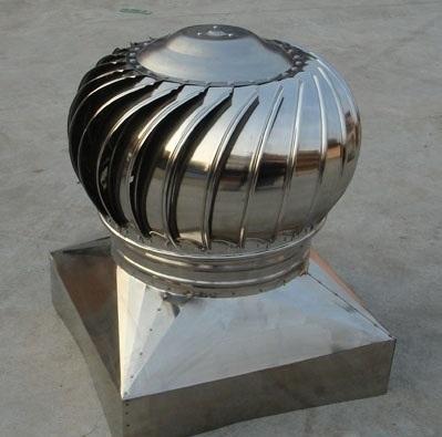 无动力风机是如何利用烟囱原理排风的