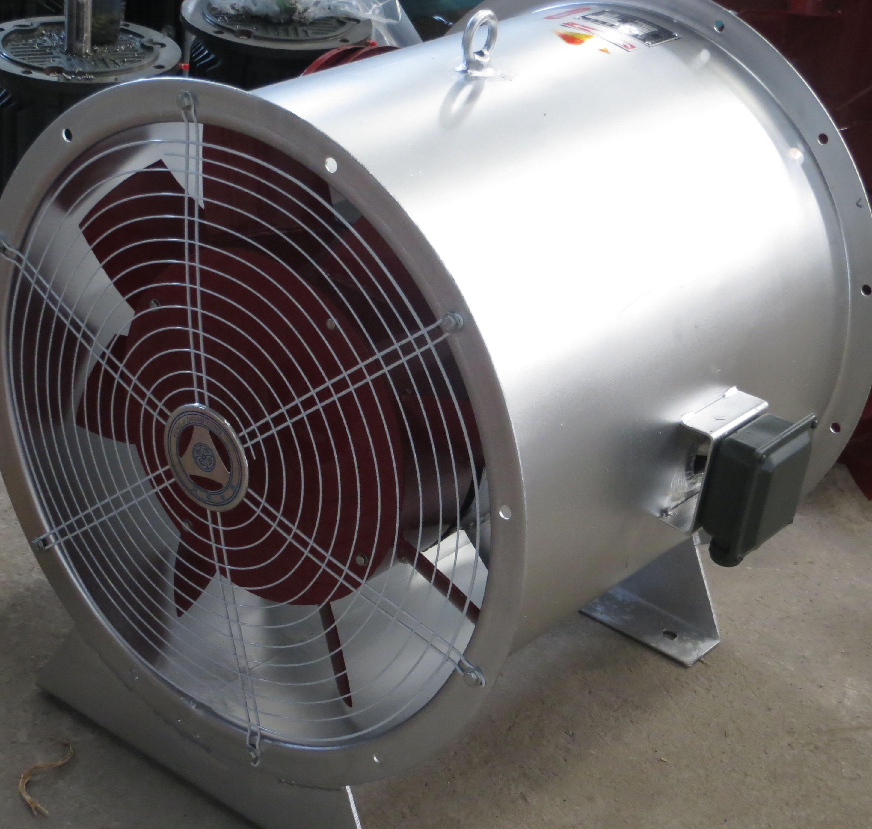 通排风设备安装的规范细则有哪些