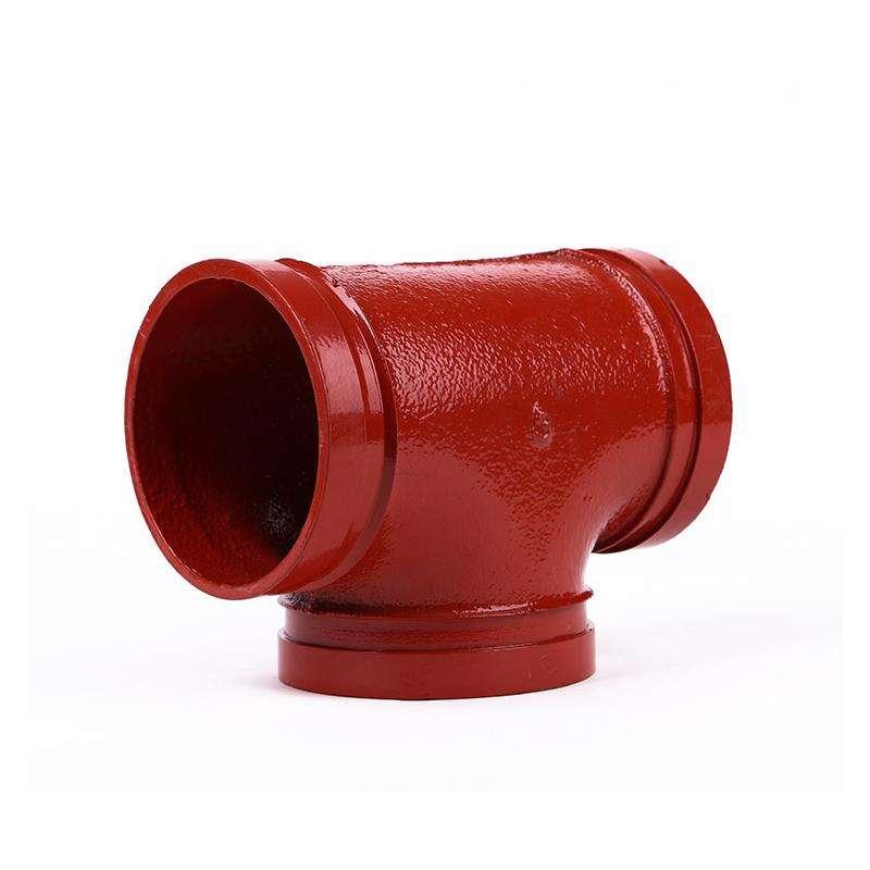 分析沟槽管件的试验测试以及沟槽管件安装过程中滚槽时该注意的问题