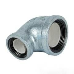 玛钢沟槽管件型号