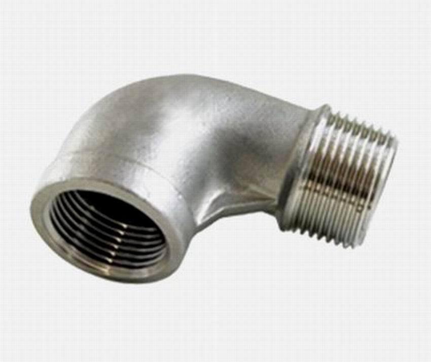 不锈钢铸造沟槽管件