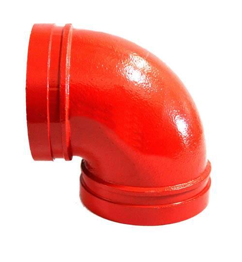消防管道沟槽管件价格