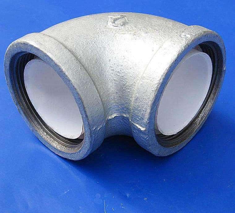 衬塑钢管热水管件