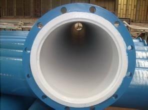 衬塑钢管沟槽件