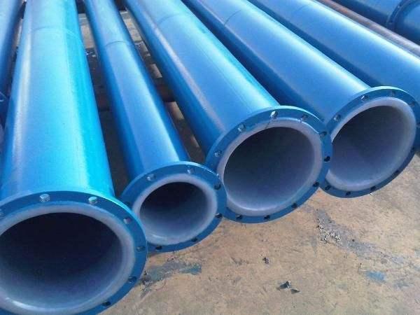 衬塑钢管沟槽管件厂