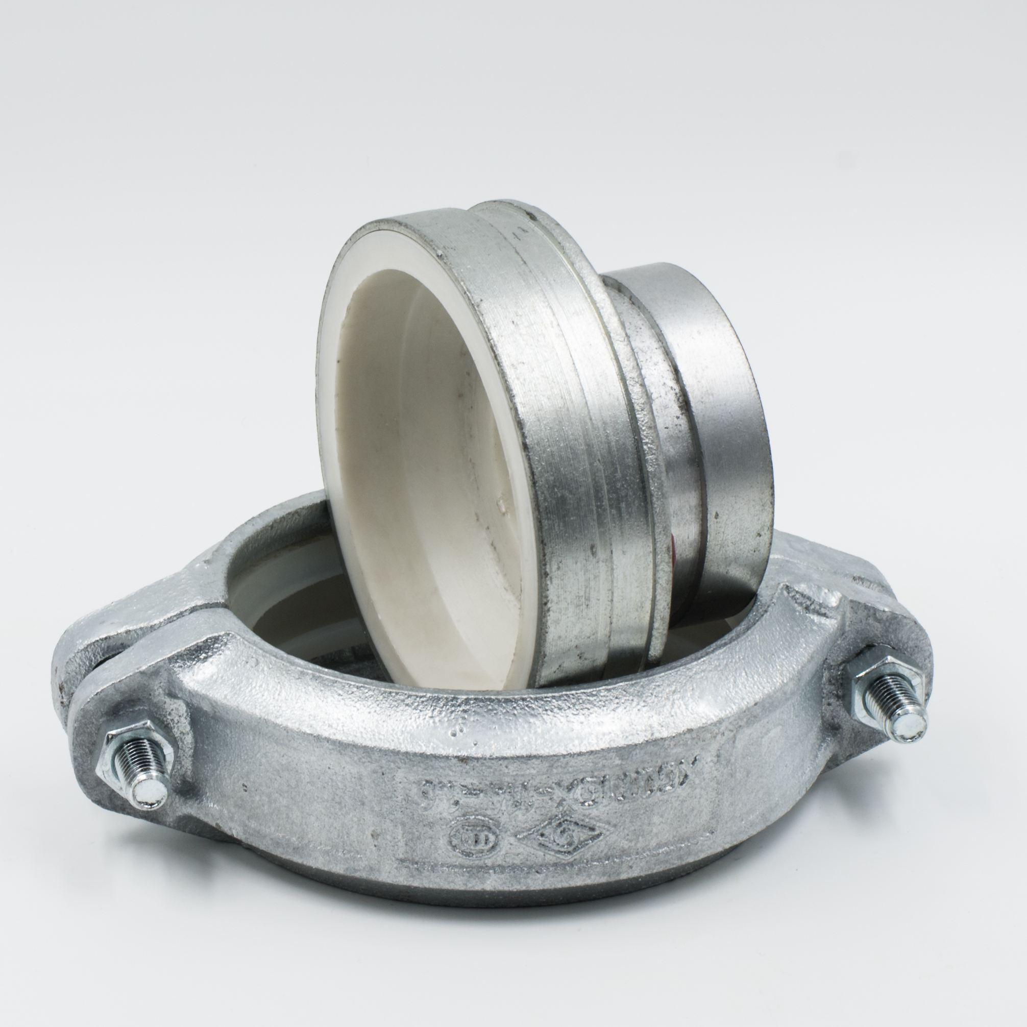 衬塑钢管沟槽管件价格