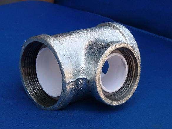 热水用衬塑沟槽管件厂