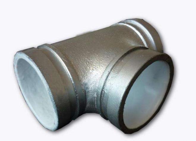 热水用衬塑沟槽管件报价
