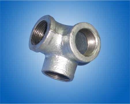 热镀锌衬塑沟槽管件厂
