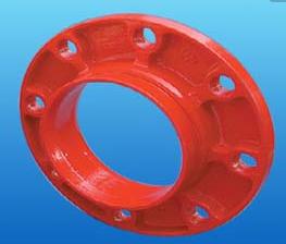 热镀锌衬塑沟槽管件供应商