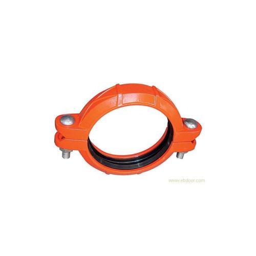沟槽式管件完全替代了传统连接方式成为新的标杆