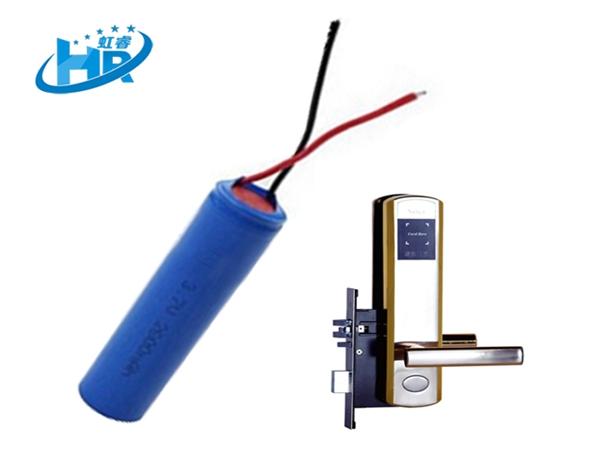 智能锁锂电池 喊话器锂电池 3.7V 2200mAh