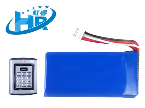 门禁巡更高温锂电池 -40~85℃