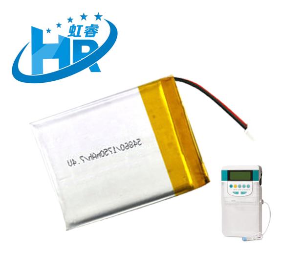 聚合物锂电池 7.4V 1750mAh
