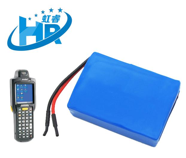 锂电池 POSS机锂电池 7.4V 1400mAh