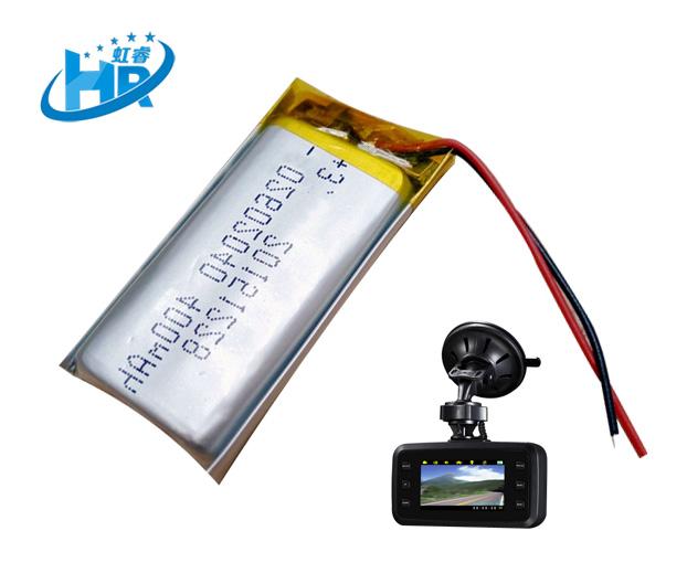 行车记录仪聚合物锂电池 吸尘器锂电池