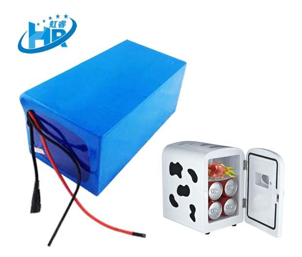 低温  车载冰箱锂电池 36V 4400mAh