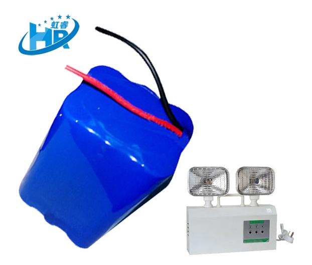 照明灯具专用智能锂电池14.8V 6600mAh