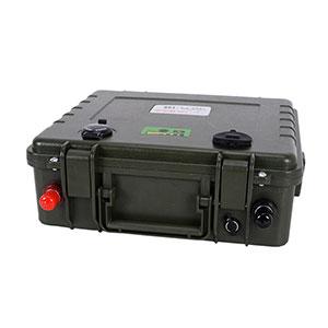 11.1V61.2Ah军用户外锂电池