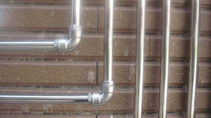 不锈钢水管的根源