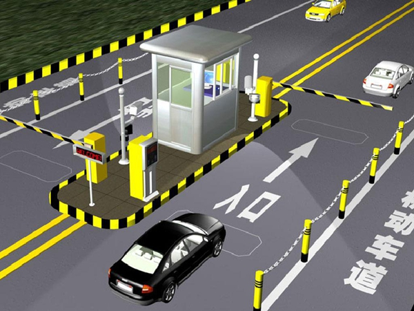 绵阳酒店订购停车场系统案例