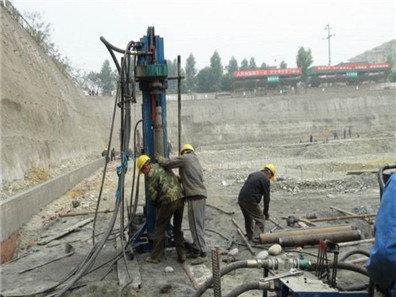四川锚杆施工组织方案