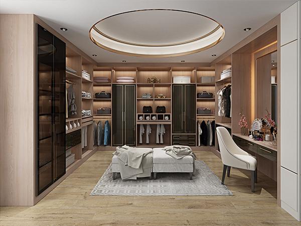 绵阳北川全屋定制可以按照家具设计空间