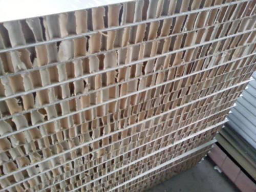 纸蜂窝夹芯复合板