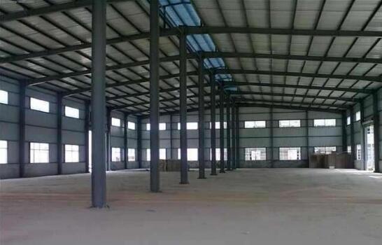 绵阳钢结构厂房
