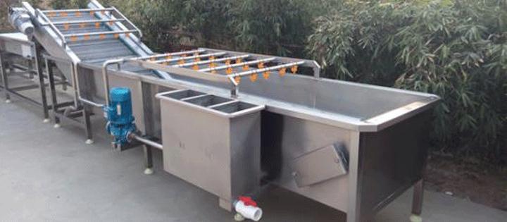 蔬菜清洗机的技术参数