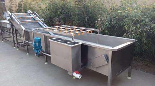 河池蔬菜清洗机