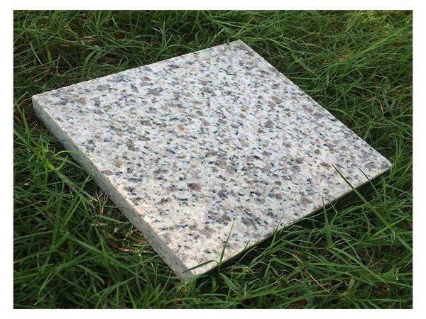 芝麻白花岗岩的修补技巧