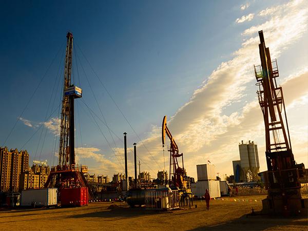 石油开采领域