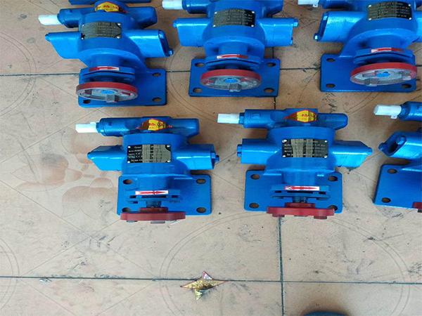 KCB83.3齿轮油泵