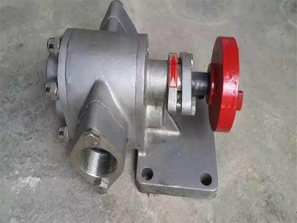 CY100齿轮油泵